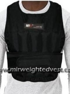 MiR 20LBS Adjustable Weighted Vest
